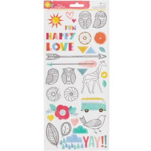 Amy-Tan-Oh-Happy-Life-Stickers