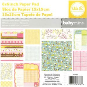 set_de_scrapbooking_baby_mine_we_r_memory_keepers_15x15cm_2