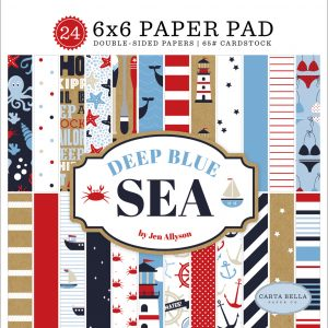 CBDB102023_Deep_Blue_Sea_6x6_Paper_Pad