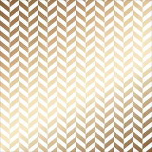 gold-herringbone